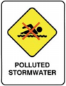Polluted Stormwater